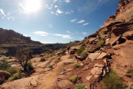 Amasa Back Mountain biking- Moab UT