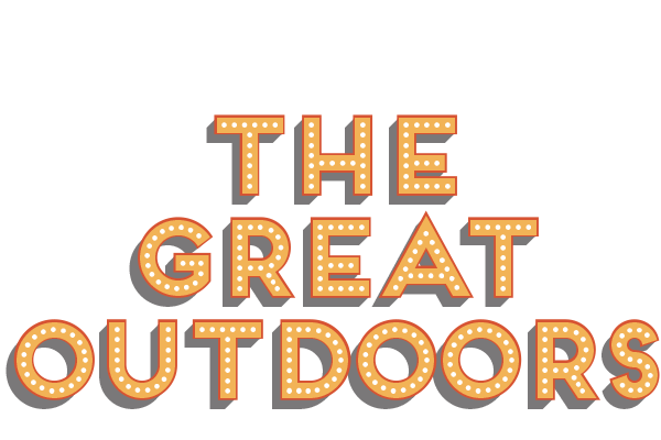 Make the most of the great outdoors