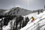 Snowbird, a top Utah Ski Resort