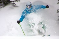 Utah skiing is all about the powder!